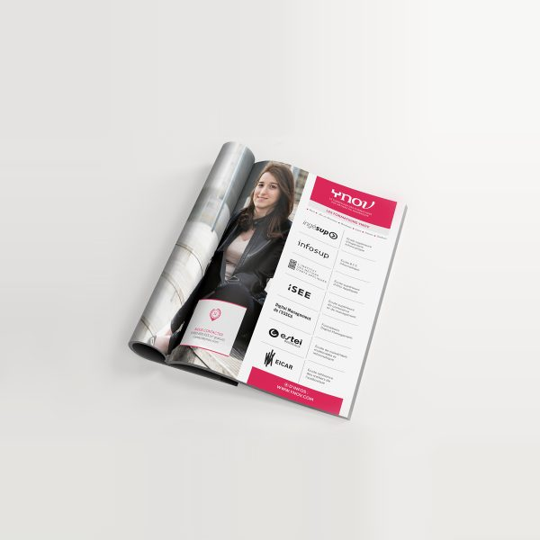 Ynov Portfolio, AdvertisingMagazine by vanessa-mathias